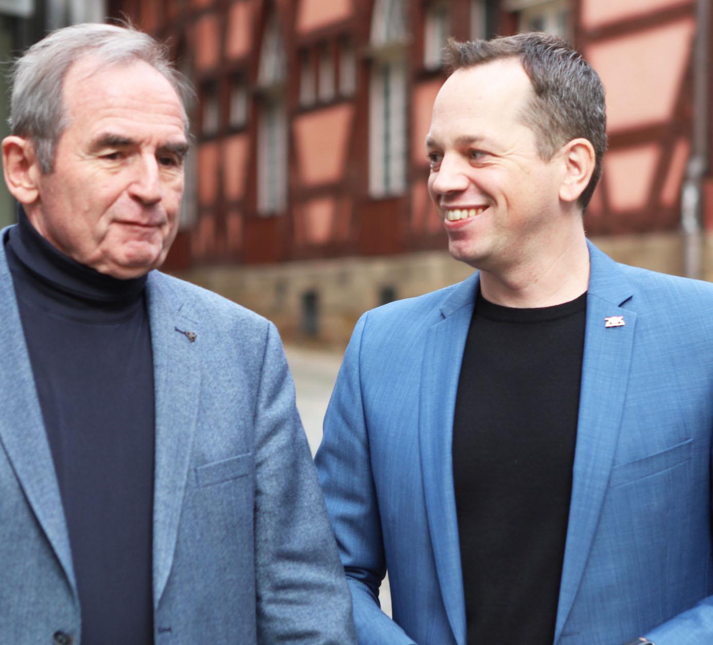 Nicolas Fink Vorsitzender Gemeinderatsfraktion SPD